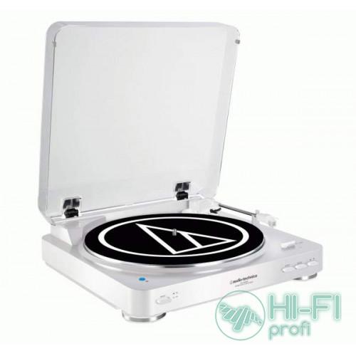 Проигрыватель винила Audio-Technica AT-LP60X Bluetooth White