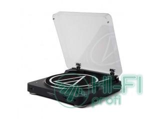 Проигрыватель винила Audio-Technica AT-LP60X Bluetooth Black
