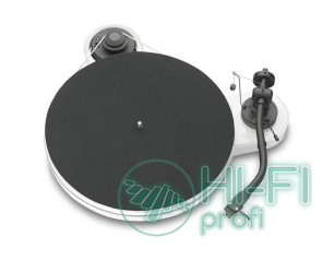 Проигрыватель винила Pro-Ject RPM-1 CARBON WHITE 2M RED