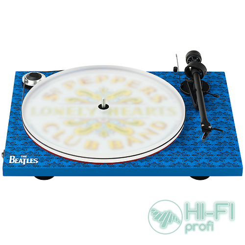 Програвач вінілу Pro-Ject ESSENTIAL III OM10 Special Edition: Sgt. Pepper