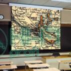 Екран моторизований Draper Targa 457/15' фото 5