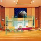 Экран моторизированный Draper Cineperm 381/150 фото 4