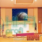 Экран натяжной на раме Draper Cineperm 269/106 фото 2