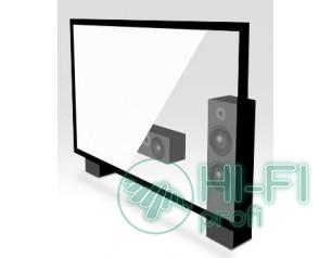 Экран LUMENE-SCREENS Acoustic Canvas 200C