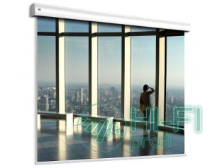 Экран моторизированный Adeo моториз.Alumid Vision White 450x338, формат экрана 4..