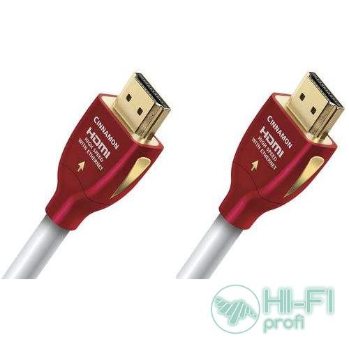Кабель HDMI AUDIOQUEST Cinnamon HDMI 8м