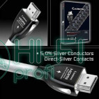 Кабель HDMI AUDIOQUEST Carbon HDMI 8м фото 2