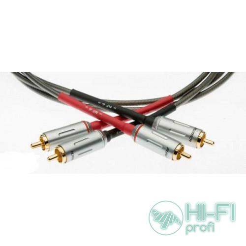 Кабель міжблочний готовий Silent Wire NF 6 RCA 1м
