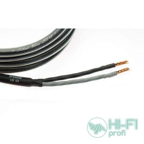 Кабель акустический готовый Silent Wire LS 12 2x2м
