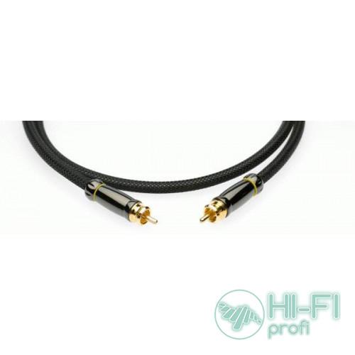 Кабель цифровой коаксиальный Silent Wire Serie 4 mk2 Digital cable 1м