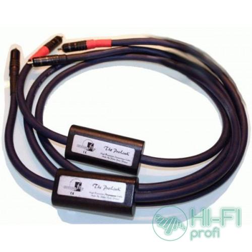 Кабель межблочный готовый Fadel Art Prolink Ultima RCA 1м