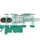 Кабель акустический готовый AUDIOQUEST Rocket 44 2,4м фото 2