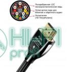 Кабель HDMI AUDIOQUEST Pearl HDMI 3м фото 2