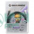 Кабель HDMI Oehlbach 92455 Black Magic HDMI 1.4 Cable w. Ethernet 3,2m фото 2