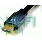 Кабель HDMI Oehlbach 92454 Black Magic HDMI 1.4 Cable w. Ethernet 2,2m фото 3
