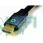 Кабель HDMI Oehlbach 92451 Black Magic HDMI 1.4 Cable w. Ethernet 1,2m фото 2