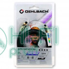 Кабель цифровой оптический Oehlbach 6082 Hyper Profi Opto 200 black 2,00m фото 2