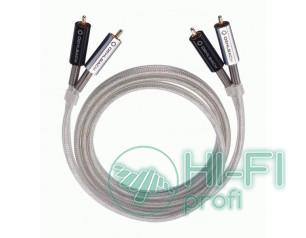 Кабель межблочный готовый Oehlbach 3901 Silver Express Master Set 2x1,00m