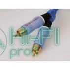 Кабель межблочный готовый Oehlbach 2705 BEAT! Stereo blue 5,0m фото 3
