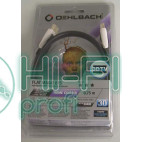 Кабель HDMI Oehlbach 2482 Flat Magic 170 HS HDMI 1.4 cab. Ethernet 1,7m фото 2