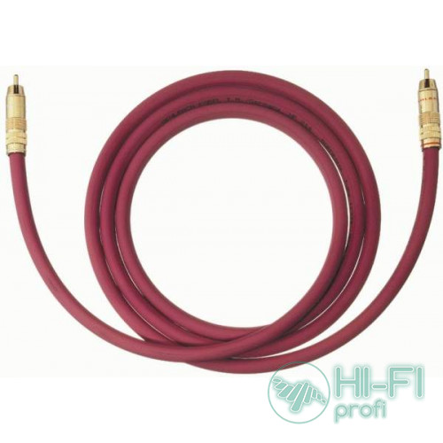 Кабель сабвуферный Oehlbach 20546 NF 214 Subwoofercable 6,00m bordeaux