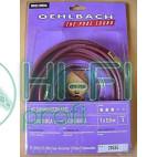 Кабель сабвуферный Oehlbach 20561 NF Y (RCA - 2RCA) 1m фото 3