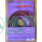 Кабель сабвуферный Oehlbach 20533 NF Subwoofercable cinch/cinch 3,00m фото 2