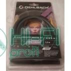 Кабель сабвуферный Oehlbach 204508 NF 214 Subwoofercable 8,00m grey фото 2