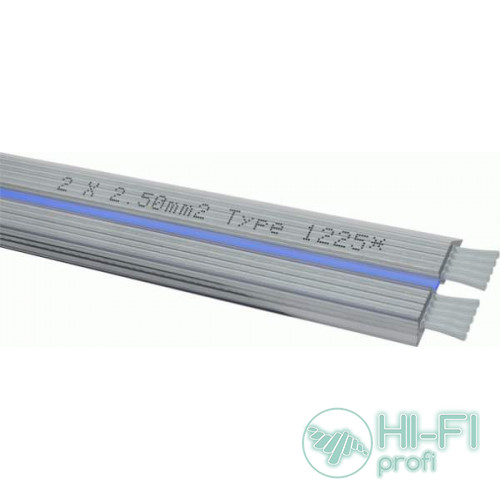 Кабель акустический в бухте Oehlbach 1225 Silver Stream (сечение 2x2,50mm)