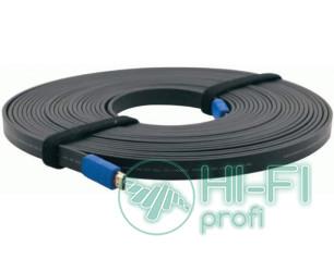 Кабель HDMI KRAMER Кабель HDMI-HDMI (Вилка - Вилка) C-HM/HM/FLAT/ETH-10
