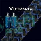 Кабель межблочный готовый AudioQuest Victoria RCA 1m фото 3