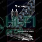 Кабель межблочный готовый AudioQuest Sydney RCA 1m фото 2