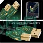 Кабель USB AUDIOQUEST Forest USB 0,75m фото 2