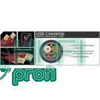 Кабель USB AUDIOQUEST Cinnamon USB 1,5m (A-B) фото 2