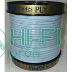 Кабель акустический в бухте SUPRA PLY 2X3.4 Wide BLUE фото 2