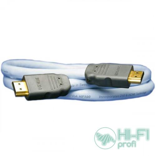 Кабель HDMI Supra HDMI-HDMI (v2.0) HD A/V 4 M