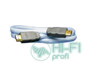 Кабель HDMI Supra HDMI-HDMI (ver 2.0) HD A/V 2 M