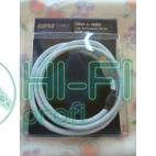 Кабель HDMI Supra HDMI-HDMI (ver 2.0) HD A/V 2 M фото 2