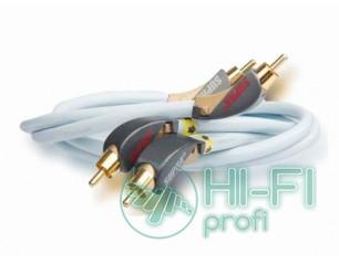 Кабель межблочный готовый Supra EFF-IRB AUDIO PAIR 1M