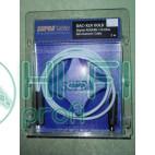 Кабель аналоговый балансный XLR Supra DAC-XLR AUDIO BLUE PAIR 2M фото 2