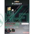 Кабель USB AUDIOQUEST hd 1.5m, USB FOREST Lightning фото 2