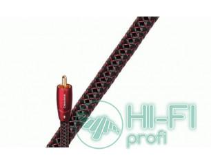 Кабель цифровой коаксиальный AUDIOQUEST CINNAMON Coax 1,5 m кабель коаксиальный