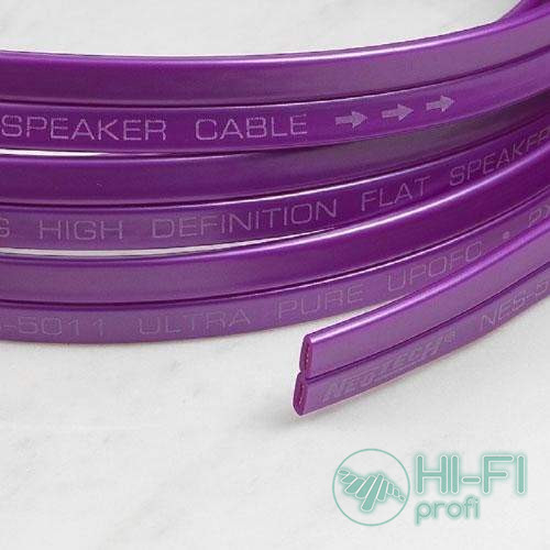 Кабель акустический в бухте Neotech NES-5011 2х2.0 UPOFC speaker cable