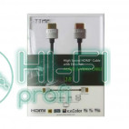 TTAF NANO High Speed HDMI Cable 24K Gold 1m фото 2