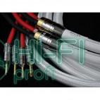 Кабель акустический готовый Atlas Asimi 3m Rodium Z-Plug banana кабель акустический фото 2