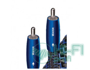 Кабель аналоговий RCA AUDIOQUEST WATER 72V DBS (2RCA-2RCA) 1м