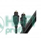 Кабель цифровой оптический AUDIOQUEST Pearl Optilink 8m кабель оптический фото 3