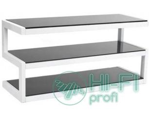 Подставка для AV аппаратуры NORSTONE Esse White-Black