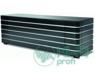 Подставка для AV аппаратуры NORSTONE Baho Black-Silver