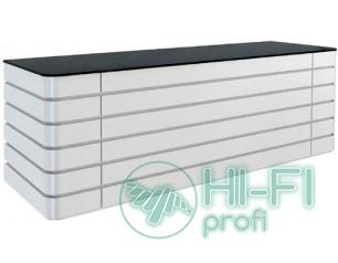 Підставка для AV апаратури NORSTONE Baho White-Silver